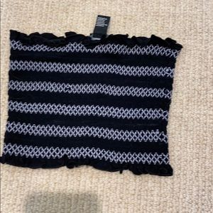 forever 21 bandeau top